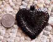 Hearts for Haiti Haitian Milagro Heart Pendant