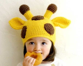 CROCHET Animal Cap & Wear - Japanese Craft Book