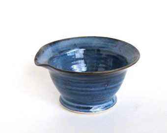 Small Mixing Bowl - Pacifica Blue Glaze