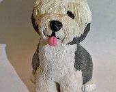 Custom Pet Portrait Sculpture - 5 Inch Size