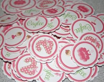 BALLET Confetti / Ballet table confetti / Ballet Minis / dance confetti / ballet party circles / dance table confetti