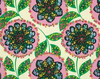 SALE - Lark - Charisma - By Amy Butler - Blush - 7.75 Dollars - One Yard
