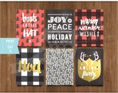 "3""x 4"" Warm Holiday Wishes Notes (2014) by Studio Pebbles"
