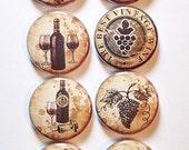 Vintage Wine Flair