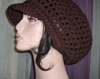 Dreads Hat Mens Womens CHOOSE COLOR Rasta Slouchy Hat Dreadlocks Slouchy