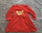 Valentine Bear Dress 3T