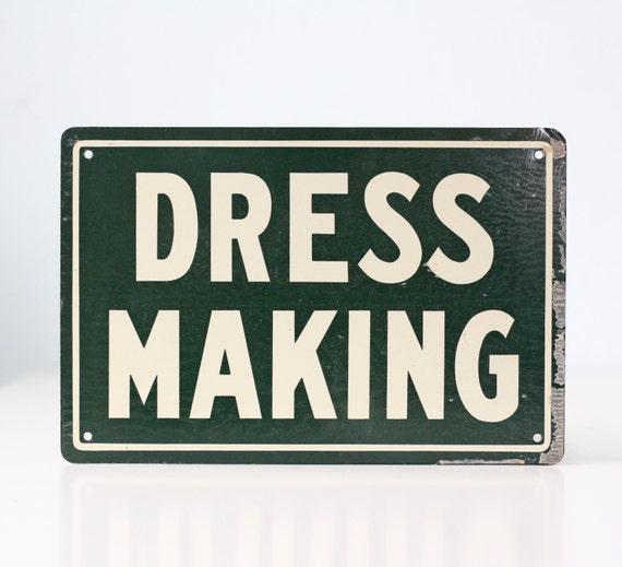 Vintage Dress Making 118