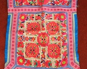 Textiles -  Hmong Baby Carrier/ Hmong / Miao fabric / Hmong embroidery panels - 1037