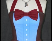 The Vintage Doctor SPECIAL ORDER Tuxedo Front Upgrade Dress CUSTOM Made To Order