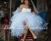 Wedding Tulle Skirt Brida...