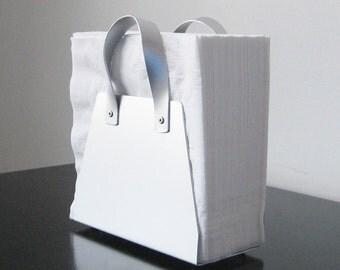 Metal Handbag Napkin Holder