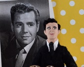 Desi Arnaz Doll Miniature Art Doll Fifties Television Fab Art Character
