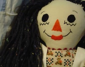 Sweet Raggedy Ann For A Favorite Child Or Nostalgic Adult