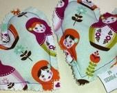 Russian Dolls Heart Warmers