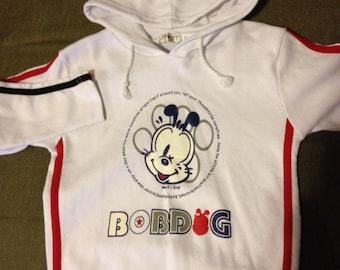 Bobdog funny ENGRISH children's hoodie