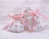 Baby Booties - Baby Shoes - OOAK baby gift