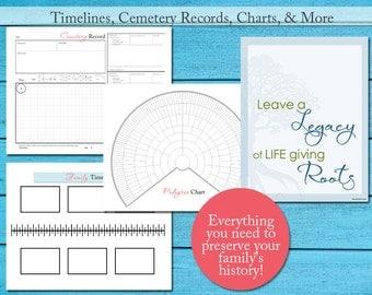 family tree chart printable