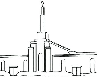 LDS Albuquerque  NM Temple