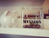I hope they call me on a mission decal