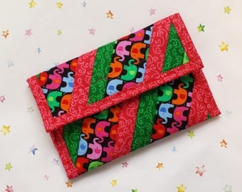 Quilted Coin Purse (CP129)