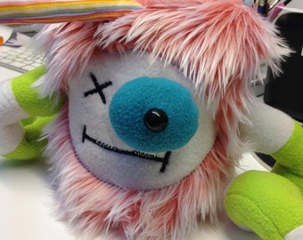 Ace Naughty Monster plush, Sally