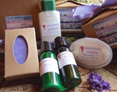 NATURE'S EMBRACE ~ Lavender Chamomile Gift Set