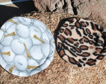 Mini Nap Spot for Little Creatures - Leopard Golf