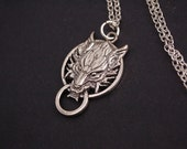 final fantasy VII lion necklace featured image