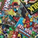 Marvel Comic Book Covers Take 2 Fabric Yard