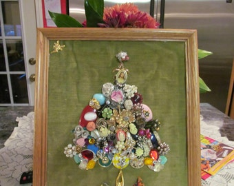 jewely art tree