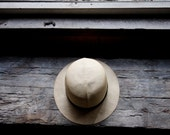 Vintage Macartneys old style Panama Hat (optimo)