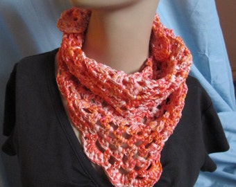 SALE - Gedifray Algarve Triangle Scarf (4328)