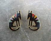 Laurel Burch Post Earrings - Terra
