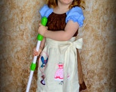 Cinderella Maid Deluxe 3t - 8 girls - Product ID #CMDPD400