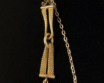 SALE WAS 95 Wonderful Old Watch Fob By S.O.B. & Company rsb