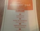 Stampin' Up Classic Stamp Pad in Pumpkin Pie