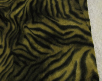 Five Buck Fleece Scarf Blow Out Only at SylMarCreations!  Tiger * Winter Fleece Scarf