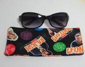 Big bang Theory case - Sunglass Case - Eyeglass case - Nerd Eyeglass case