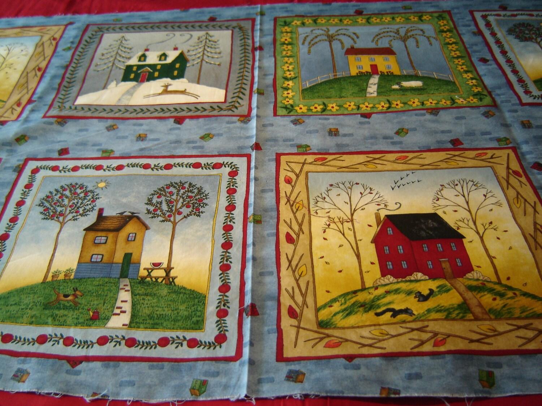 Debbie Mumm Christmas Fabric