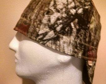 Mossy Oak Break Up Camo Welding Cap/ Hardhat Liner