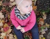 Baby Scarf, Drool Scarf, Baby Scarves, Baby Drool Scarf, Baby Bib Scarf