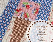 bubblegum icecream quilt pattern PDF