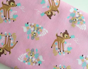 Disney Bambi Woodland Dreams All Over Pink