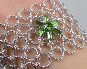 More Colors A Celebration Bracelet in Swarovski Crystal