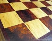 Saemisch F. v Nimzovitch A. Copenhagen, 1923 - Artisan Chess Board