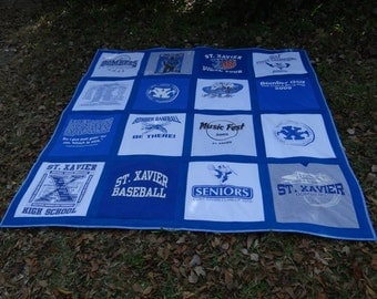 T shirts Quilt of Lasting Memories