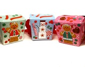 Gourmet Dog Treats - Holiday Take Out Boxes - Holiday Gift Box - Vegetarian All Natural - Shorty's Gourmet Treats