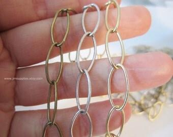 Chain Antique Silver CH1