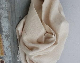 Home spun, hand weave Khadi cotton- light weight