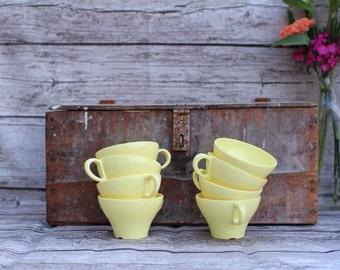 Lemon Buttercream Tea Party